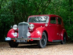 Navigate to Lot 244 - 1939 Daimler ELS 24