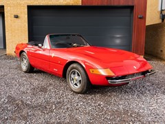 Navigate to Lot 257 - 1973 Ferrari Daytona Evocation by Autokraft