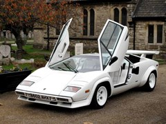 Navigate to Lot 45 - 1984 Lamborghini Countach