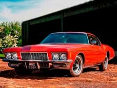 Navigate to Lot 171 - 1972 Buick Riviera 'Boattail' Coupé (Generation Three)