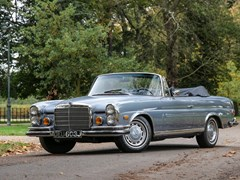 Navigate to Lot 184 - 1970 Mercedes-Benz 280 SE Cabriolet (3.5 Litre)