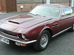 Navigate to Lot 161 - 1973 Aston Martin Vantage