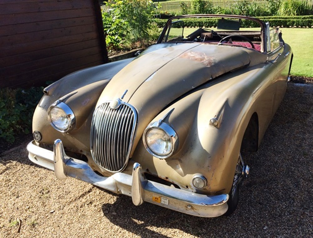 Lot 248 - 1960 Jaguar XK150 SE Drophead Coupé (3.8 Litre)