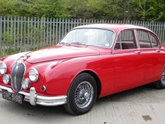 Navigate to Lot 42 - 1966 Jaguar Mk. II 3.8 litre Manual/overdrive