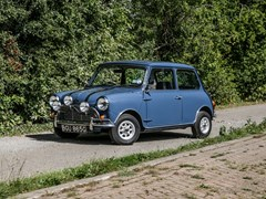 Navigate to Lot 253 - 1990 Rover Mini 'The Italian Job'