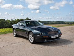 Navigate to Lot 221 - 1999 Aston Martin V8 Coupé