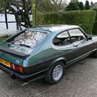 1981 Ford Capri 2 8 Litre Injection -