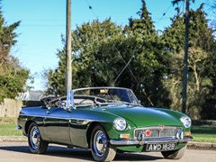 Navigate to Lot 233 - 1964 MG B Roadster