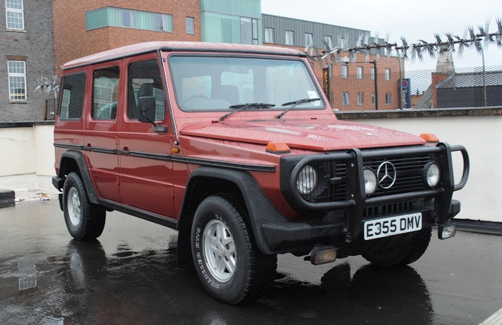 Lot 331 - 1987 Mercedes-Benz 300GD ' G-Wagon'