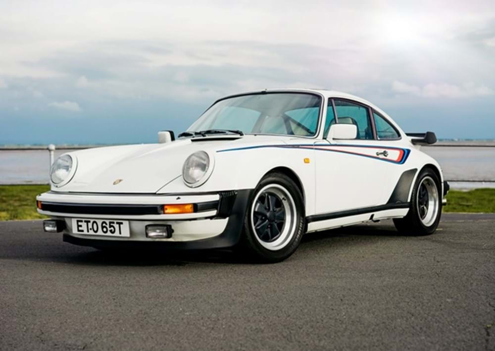 Lot 274 - 1979 Porsche 911 Turbo 330 to Martini Spec