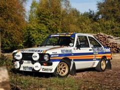 Navigate to Lot 243 - 1978 Ford Escort Mexico Mk. II Group 4 Rally Car Evocation