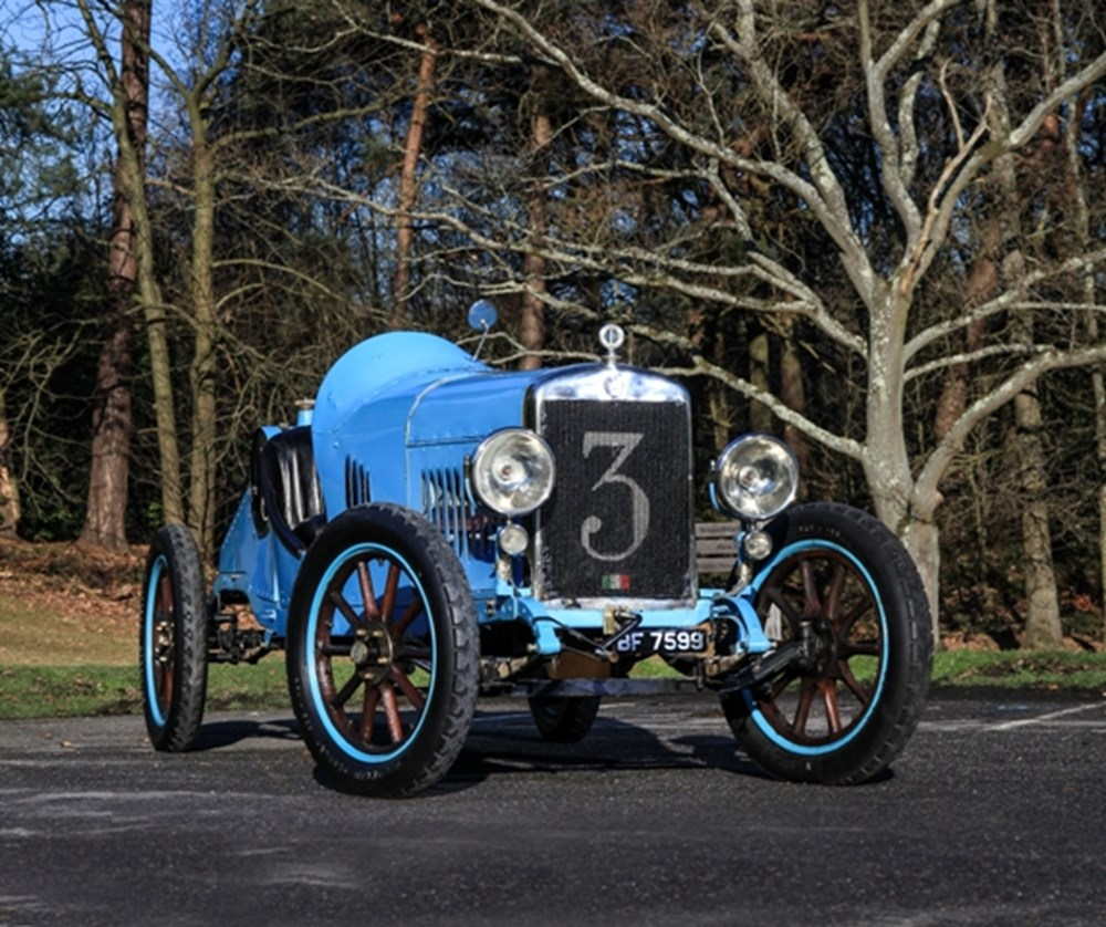 Lot 154 - 1918 Bianchi Tipo 16 Sport