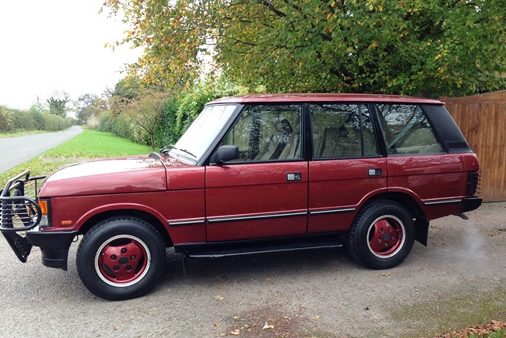 Lot 310 - 1991 Range Rover Vogue Classic (3.9 litre)