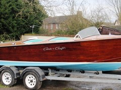 Navigate to Lot 226 - 1953  Chris-Craft Rocket Runabout