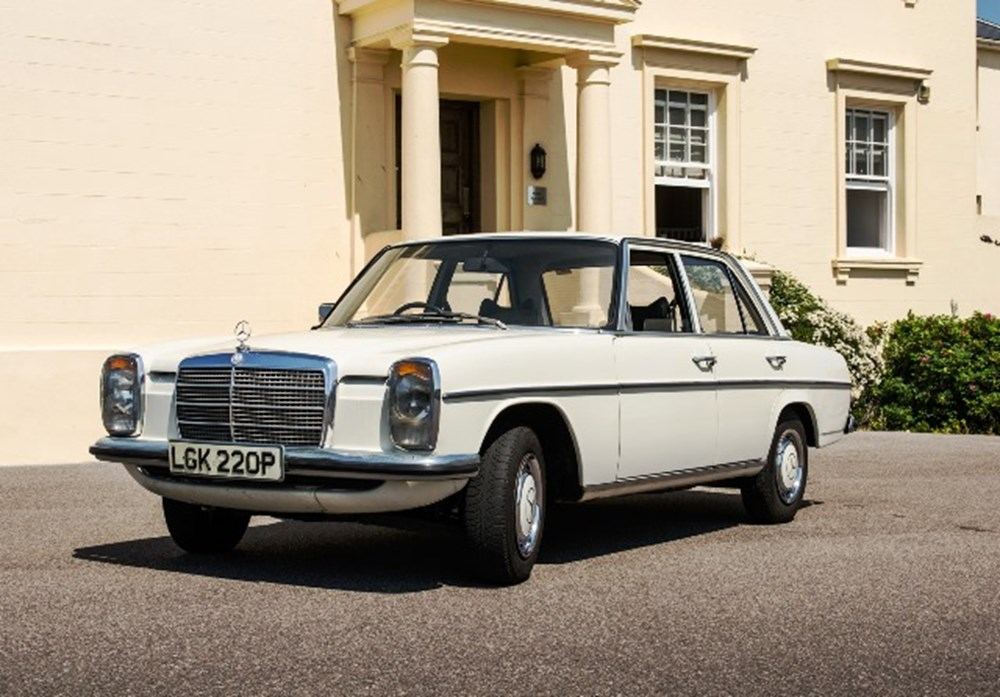 Lot 107 - 1975 Mercedes-Benz 200 Saloon *WITHDRAWN*