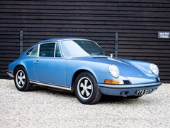 Navigate to Lot 181 - 1973 Porsche 911 T *WITHDRAWN*