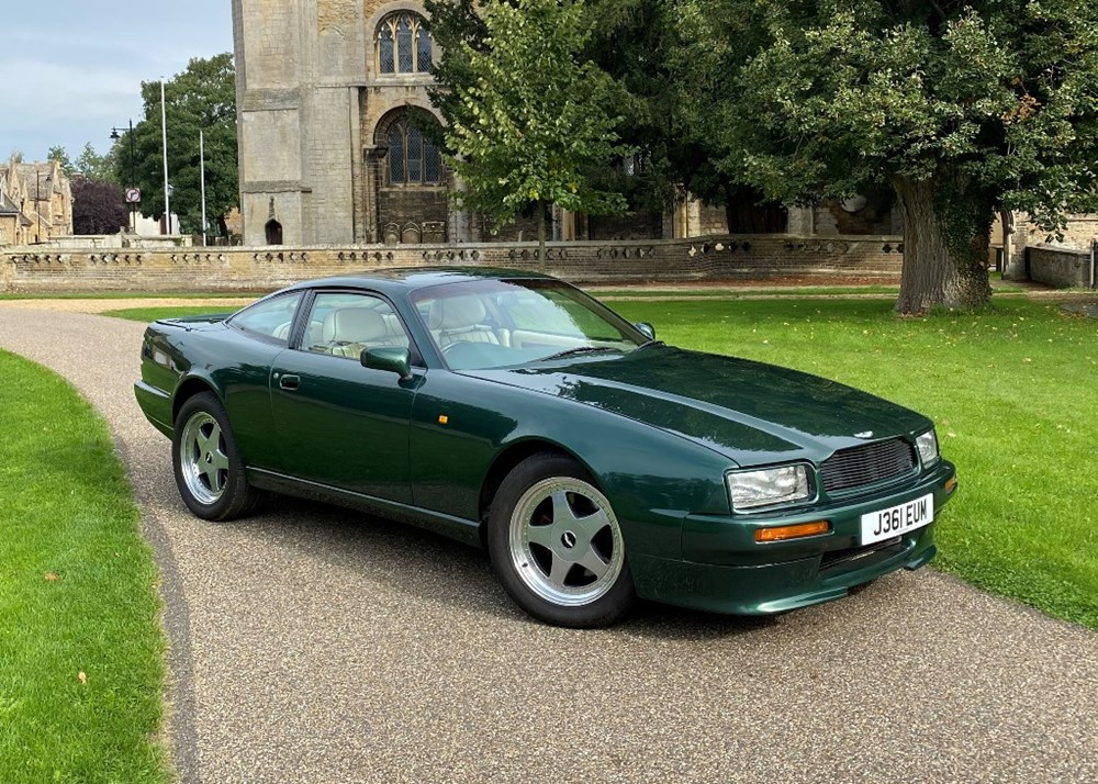 Lot 132 - 1993 Aston Martin Virage