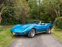 Navigate to Lot 282 - 1976 Chevrolet Corvette C3 Convertible