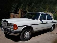 Navigate to Lot 247 - 1984  Mercedes-Benz 230E