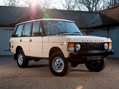 Navigate to Lot 199 - 1983 Range Rover Classic (Four Door)