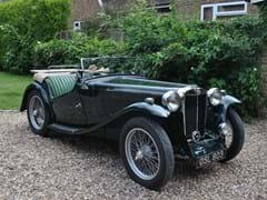 Navigate to Lot 157 - 1948 MG TC