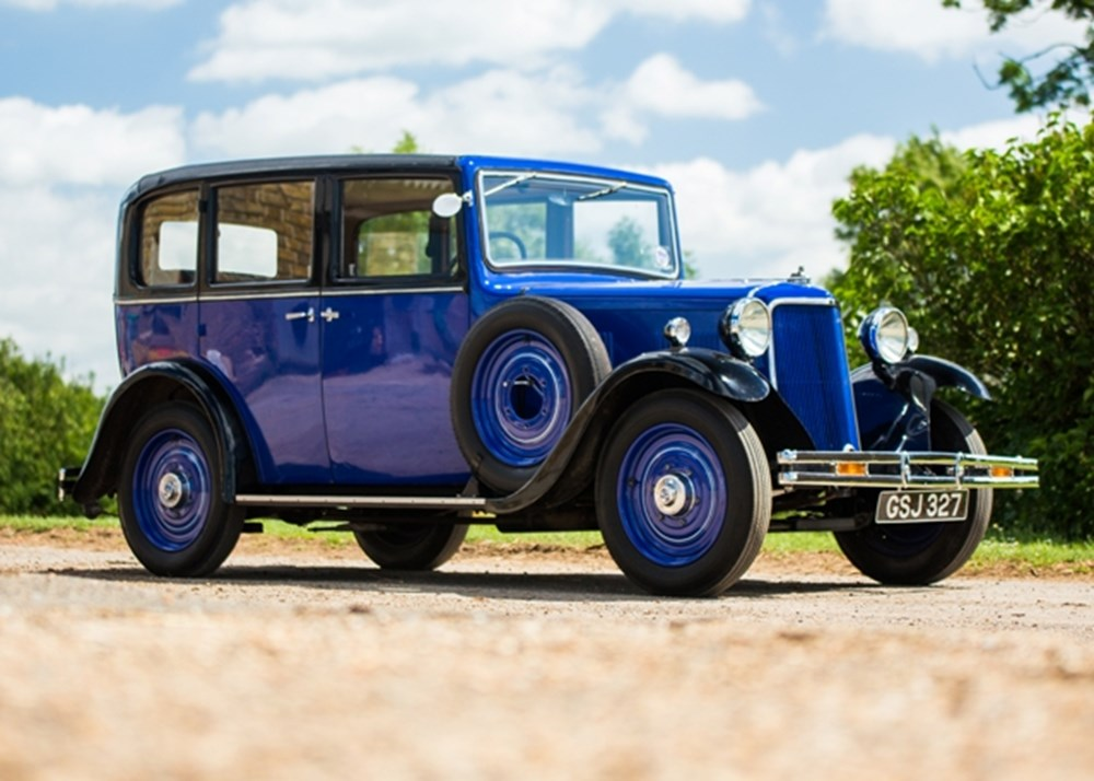 Lot 164 - 1933 Armstrong Siddeley 12-6 Saloon