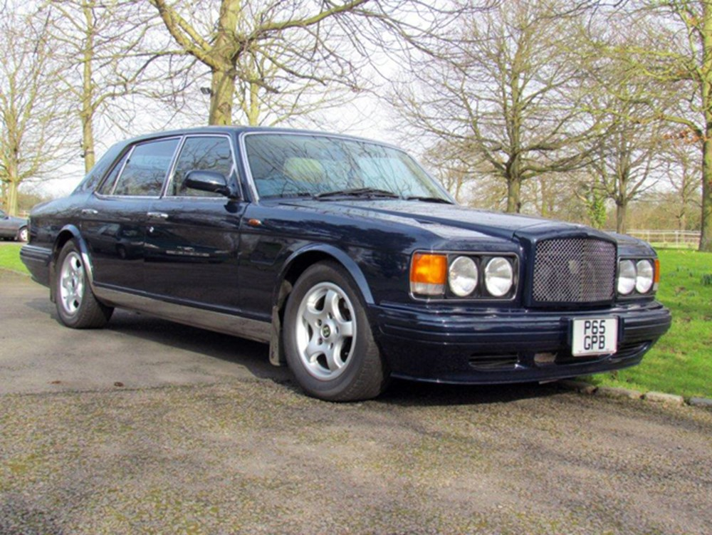 Lot 300 - 1997 Bentley Turbo R by James Young
