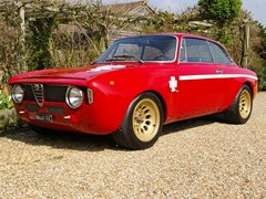 Navigate to Lot 144 - 1970 Alfa Romeo GTA 1300 Junior Evocazioné