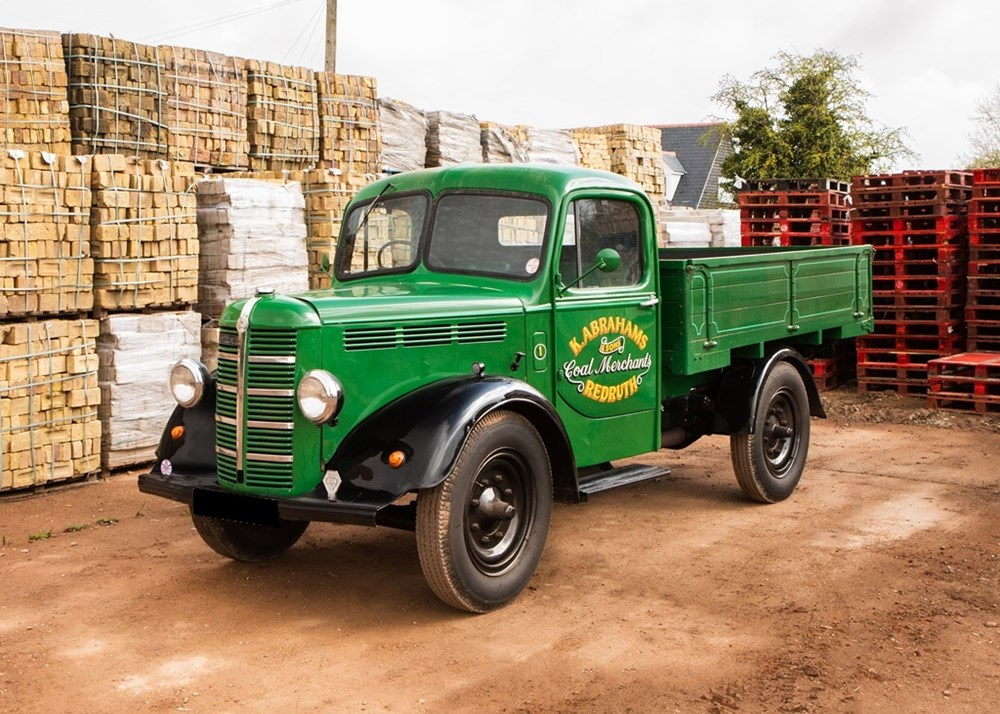 Lot 121 - 1948 Bedford K-Type Truck (30 cwt)
