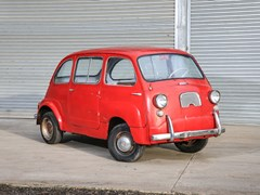 Navigate to Lot 203 - 1959 Fiat 600 Multipla Restoration