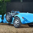 Ref 43 1970 Bugatti Type 35 Recreation by Mike King Racing -