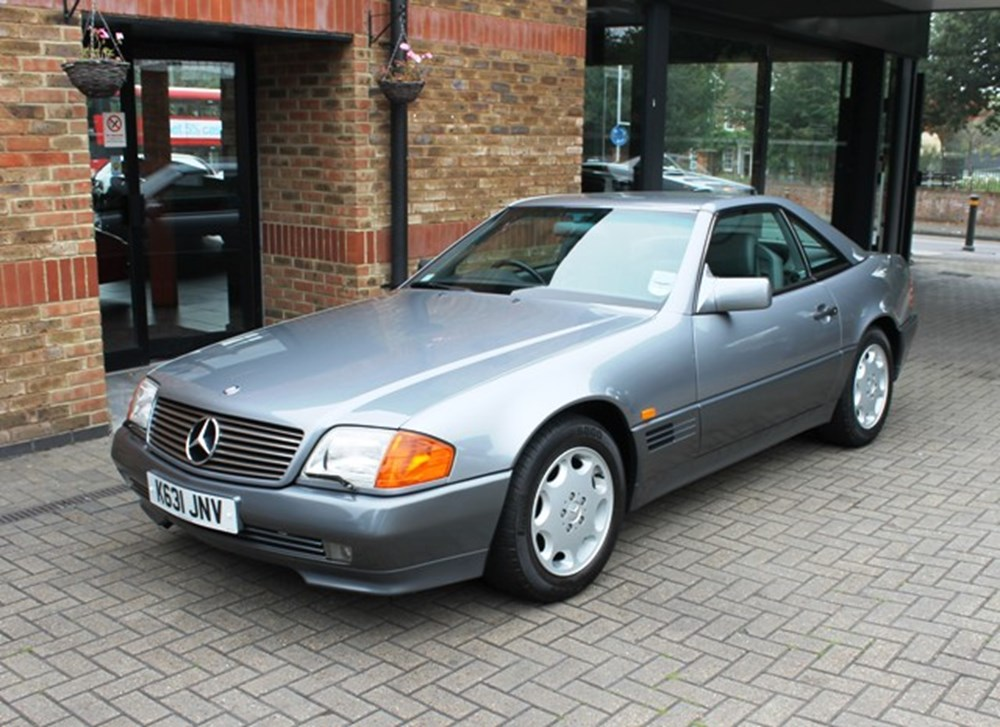 Lot 315 - 1992 Mercedes-Benz 300 SL-24