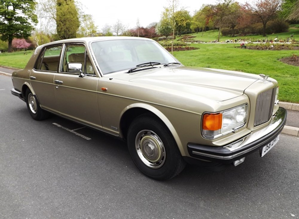 Lot 245 - 1983 Bentley Mulsanne Turbo