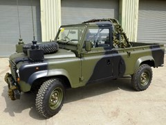 Navigate to Lot 226 - 1995 12964 110 Special Forces Reconnaissance vehicle