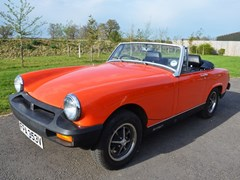 Navigate to Lot 203 - 1979 MG Midget