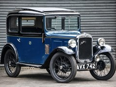 Navigate to Lot 232 - 1934 Austin Seven Box Saloon 1