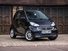 Navigate to Lot 201 - 2013 Smart Car Fortwo Passion