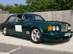"Navigate to Lot 314 - 1990 12858 Turbo R ""The Crondall Bentley Boys"" Race Car"