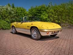 Navigate to Lot 174 - 1970 Lotus Elan S4/Sprint Specification