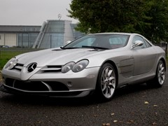 Navigate to Lot 297 - 2005 Mercedes-Benz SLR McLaren Coupé