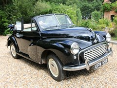 Navigate to Lot 207 - 1956 Morris Minor Convertible