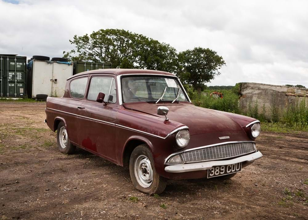 Lot 268 - 1961 Ford Anglia 105E