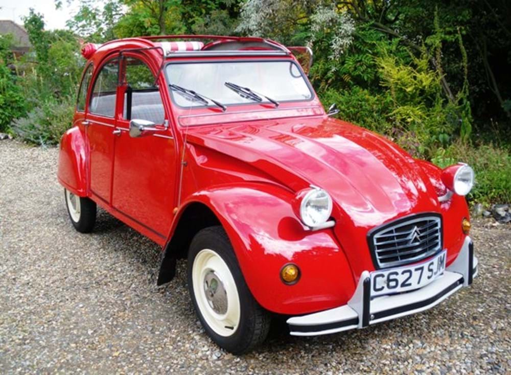 citroen 2cv6 special classic sports car auctioneers. Black Bedroom Furniture Sets. Home Design Ideas