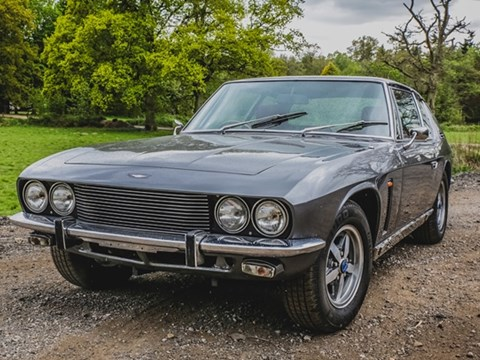 Ref 173 1972 Jensen Interceptor