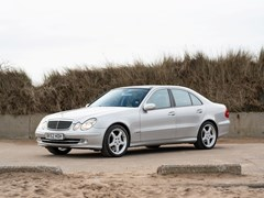 Navigate to Lot 109 - 2002 Mercedes-Benz E500 Avantgarde