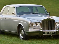 Navigate to Lot 166 - 1970 Rolls-Royce 2-door Mulliner Park Ward