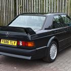 Ref 3 1998 Mercedes Benz 190 Evolution -