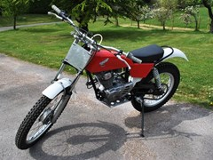 Navigate to Ref 36 1977 Honda Trials TL125