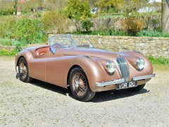 Navigate to Lot 158 - 1951 Jaguar XK120 OTS Roadster