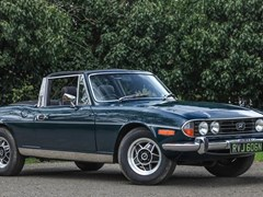 Navigate to Lot 208 - 1974 Triumph Stag